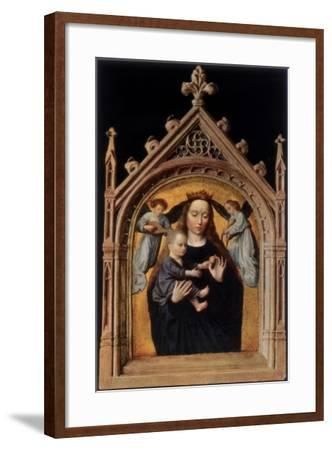 The Madonna and Child-Gerard David-Framed Giclee Print