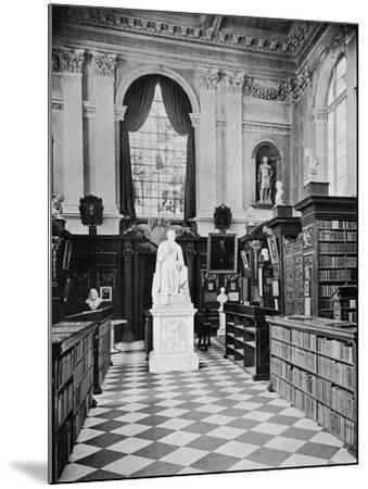 Lord Byron's Statue, Trinity College Library, Cambridge, 1902-1903-HC Leat-Mounted Giclee Print