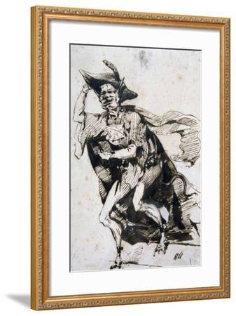 Basile, C1825-1877-Henry Bonaventure Monnier-Framed Giclee Print