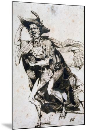 Basile, C1825-1877-Henry Bonaventure Monnier-Mounted Giclee Print