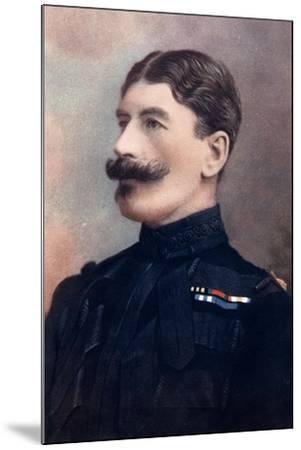 Major-General John Brabazon, Commanding Imperial Yeomanry, South Africa, 1902-HW Barnett-Mounted Giclee Print