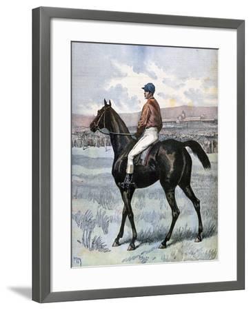 Clamart, Winner of the Grand Prix De Paris, Owned by Edmond Blanc, 1892-Henri Meyer-Framed Giclee Print