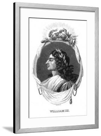 William III, King of England, Scotland and Ireland-I Chapman-Framed Giclee Print
