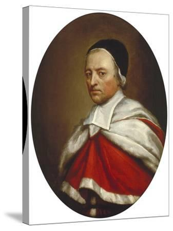 Sir William Dolben, Recorder of London 1676, C1676-Henry Tilson-Stretched Canvas Print