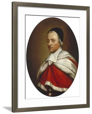 Sir William Dolben, Recorder of London 1676, C1676-Henry Tilson-Framed Giclee Print