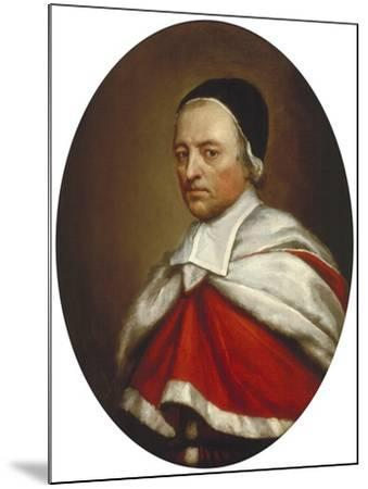 Sir William Dolben, Recorder of London 1676, C1676-Henry Tilson-Mounted Giclee Print