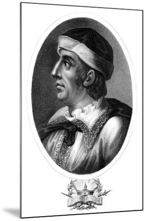 Maximillian I, Holy Roman Emperor-J Chapman-Mounted Giclee Print