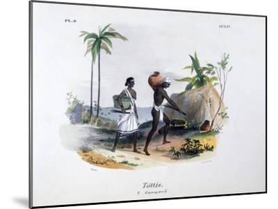 Tottis, 1828-Jean Henri Marlet-Mounted Giclee Print