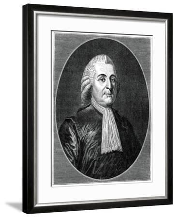 Jean Jacques Lenoir Laroche-Jean-Baptiste Greuze-Framed Giclee Print