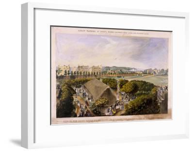 Abbey Tavern, St John's Wood, London, C1870-James Barnett-Framed Giclee Print