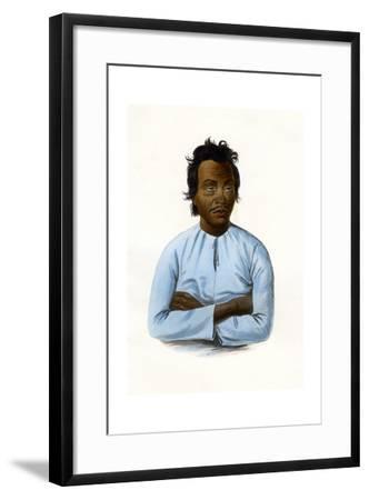 The Malay, C1840-James Prichard-Framed Giclee Print