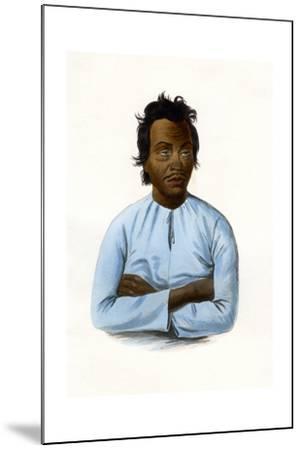 The Malay, C1840-James Prichard-Mounted Giclee Print