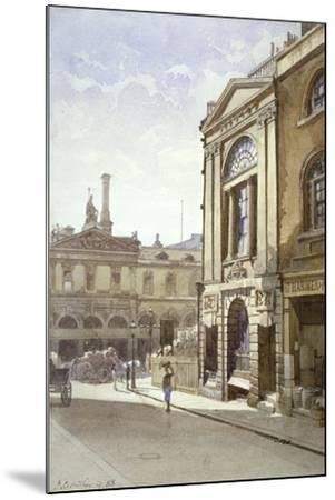 Watermen's and Lightermen's Hall, St Mary at Hill, City of London, 1888-John Crowther-Mounted Giclee Print