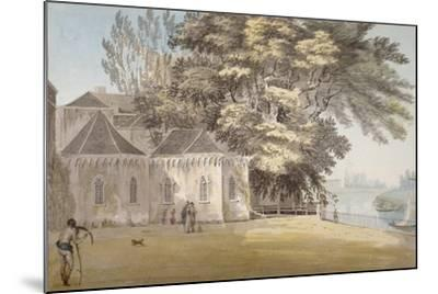Isleworth, Middlesex, 1787-John Claude Nattes-Mounted Giclee Print