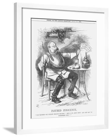 Injured Innocence, 1872-Joseph Swain-Framed Giclee Print