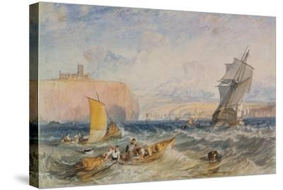Whitby, 1824-J^ M^ W^ Turner-Stretched Canvas Print