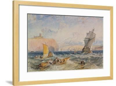 Whitby, 1824-J^ M^ W^ Turner-Framed Giclee Print