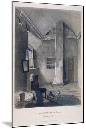 Coach and Horses Inn, Bartholomew Close, London, 1851-John Wykeham Archer-Mounted Giclee Print