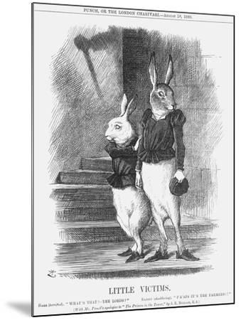 Little Victims, 1880-Joseph Swain-Mounted Giclee Print