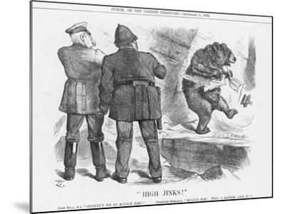 High Jinks!, 1886-Joseph Swain-Mounted Giclee Print