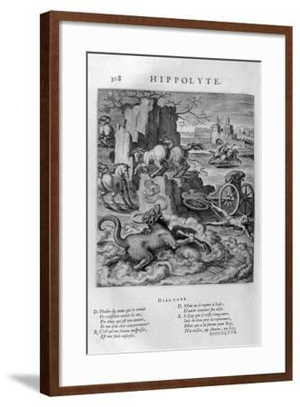 Hippolytus, 1615-Leonard Gaultier-Framed Giclee Print
