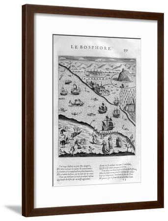 The Bosporus or Bosphorus, 1615-Leonard Gaultier-Framed Giclee Print