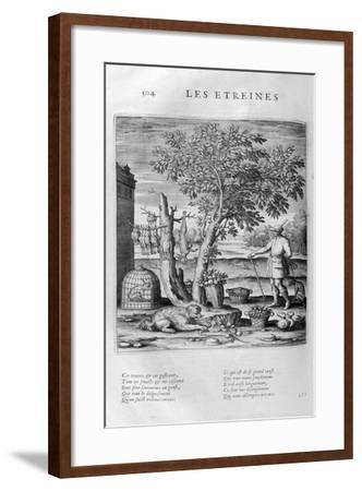 Les Etreines, 1615-Leonard Gaultier-Framed Giclee Print