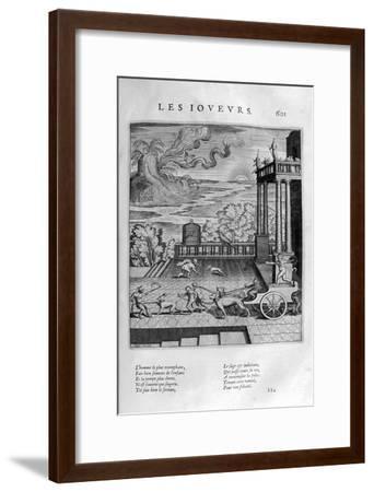 The Players, 1615-Leonard Gaultier-Framed Giclee Print