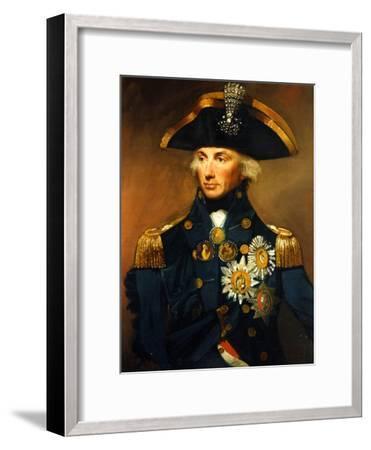 Rear Admiral Sir Horatio Nelson, 1798-1799-Lemuel Francis Abbott-Framed Giclee Print