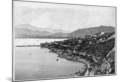 View of Stora Bay, C1890- Meunier-Mounted Giclee Print