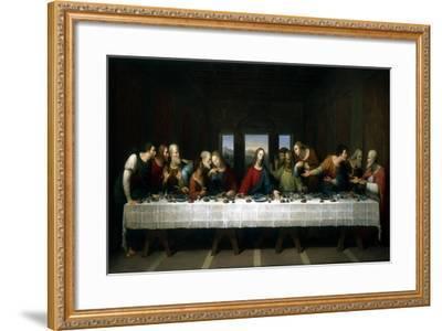 The Last Supper, 1803-Michael Kock-Framed Giclee Print