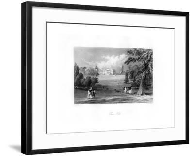Pains Hill, Surrey, 19th Century-MJ Starling-Framed Giclee Print