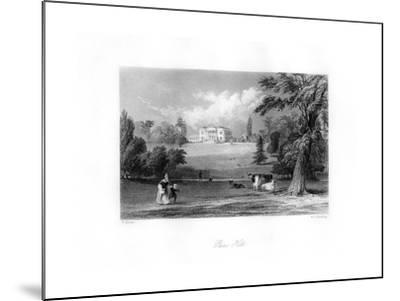 Pains Hill, Surrey, 19th Century-MJ Starling-Mounted Giclee Print