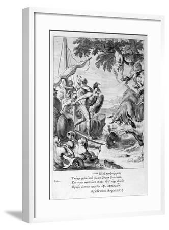 Jason and the Argonauts, 1655-Michel de Marolles-Framed Giclee Print