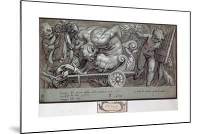 The Punishment of Marsyas, C1573-Paolo Farinati-Mounted Giclee Print