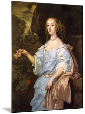 Henrietta Boyle, Countess of Rochester, C1660S-Peter Lely-Mounted Giclee Print