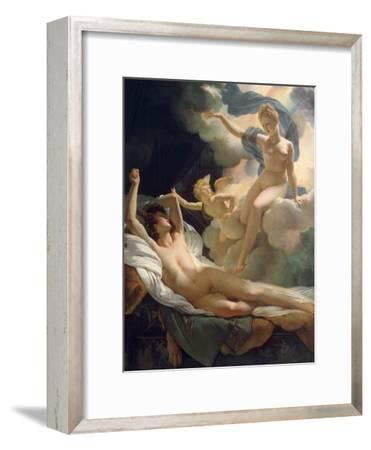Morpheus and Iris, 1811-Pierre Narcisse Guerin-Framed Giclee Print