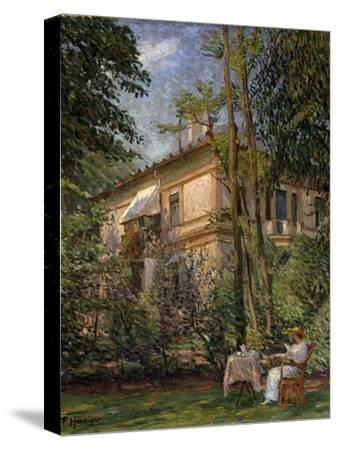 Goldschmit's Villa, Late 19th or Early 20th Century-Paul Hoeniger-Stretched Canvas Print