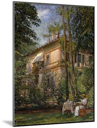 Goldschmit's Villa, Late 19th or Early 20th Century-Paul Hoeniger-Mounted Giclee Print