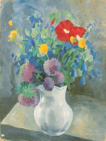 Flowers, 1925-Petr Savvic Utkin-Framed Giclee Print