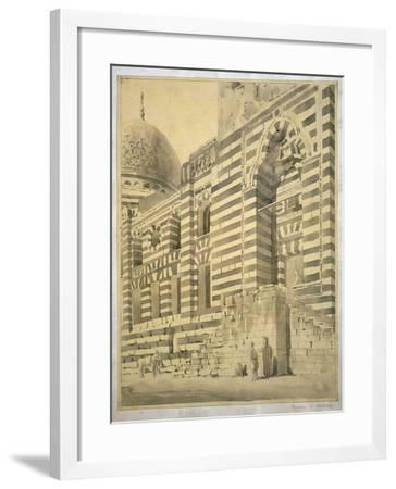 Mosque of Ashraff, 19th Century-Richard Phene Spiers-Framed Giclee Print