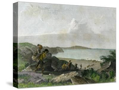 Nadowaoua, 19th Century-R Hinshelwood-Stretched Canvas Print