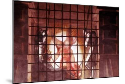 St Paul in Prison, Early 16th Century-Raphael-Mounted Giclee Print