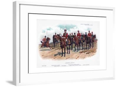 General Staff, 1902-R Simkin-Framed Giclee Print