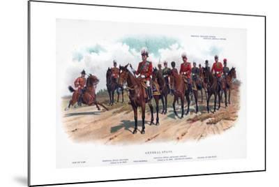 General Staff, 1902-R Simkin-Mounted Giclee Print