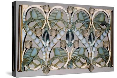 Plaque, Late 19Th/20th Century-Rene Lalique-Stretched Canvas Print