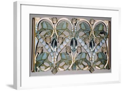 Plaque, Late 19Th/20th Century-Rene Lalique-Framed Giclee Print