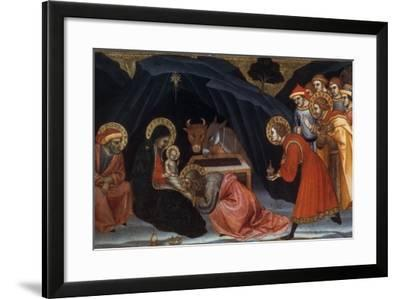 Epiphany, Late 14Th/Early 15th Century-Taddeo di Bartolo-Framed Giclee Print