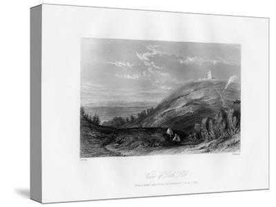 View of Leith Hill, C1844-T Fleming-Stretched Canvas Print