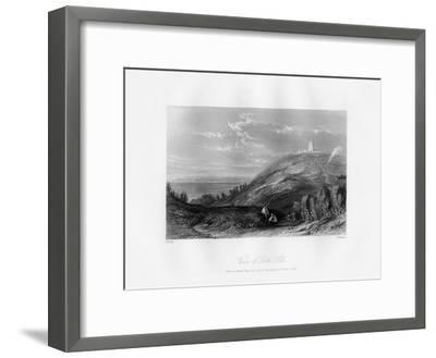 View of Leith Hill, C1844-T Fleming-Framed Premium Giclee Print